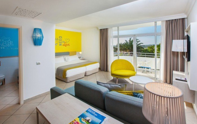 Double deluxe view - adults only abora catarina by lopesan hotels gran canaria