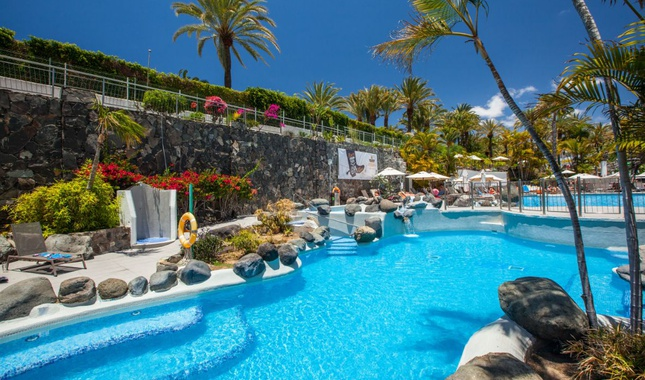 Swimming pool - Abora Catarina by Lopesan Hotels - Gran Canaria